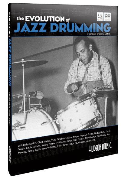 Hudson_The_Evolution_of_Jazz_Drumming