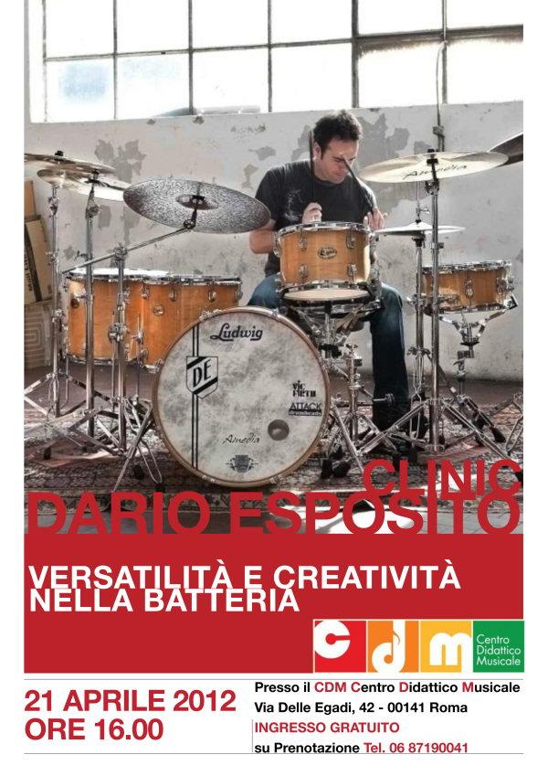 DarioEsposito-CLINIC-CDM-2012