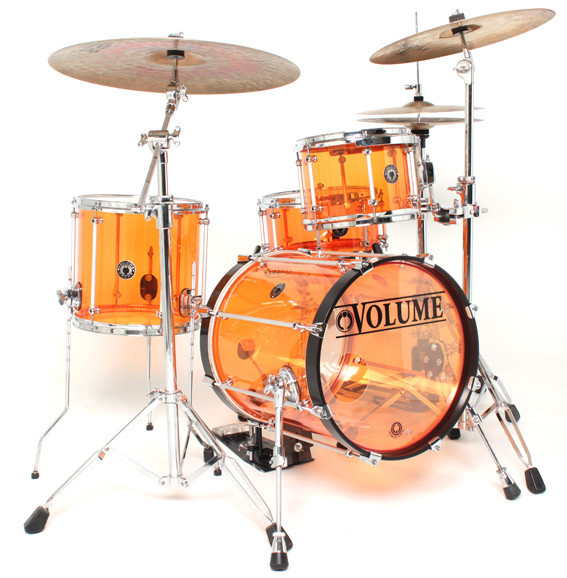 Volume-Drumset