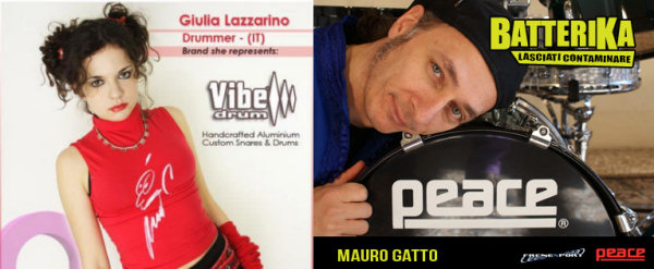 Batterika2012_MauroGatto_GiuliaLazzarino