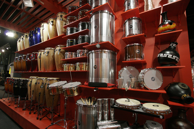 Musikmesse 2012 -MEINL Percussion