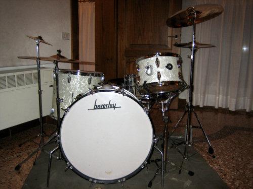 Beverley drumset