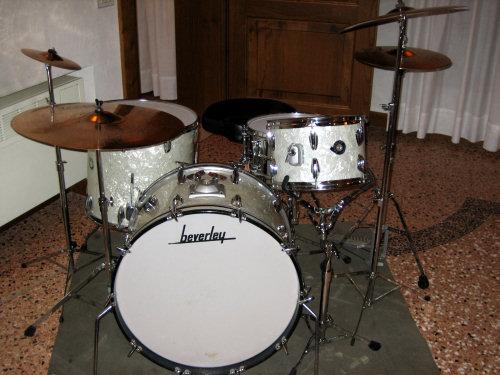 Beverley drumset2