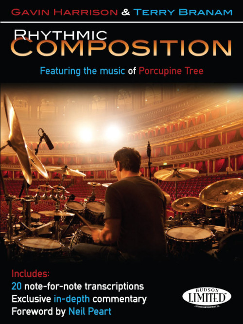 GavinHarrison Rhythmic-Composition-Cover