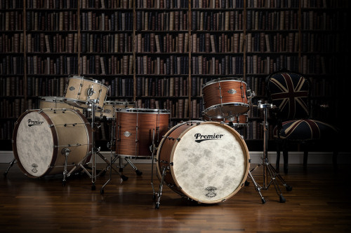 PremierModernClassicDrumSet 1