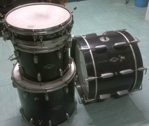 Zin drums