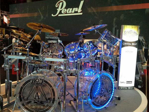 Pearl CrystalBeat