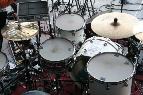 RinoCorrieri-DrumSet