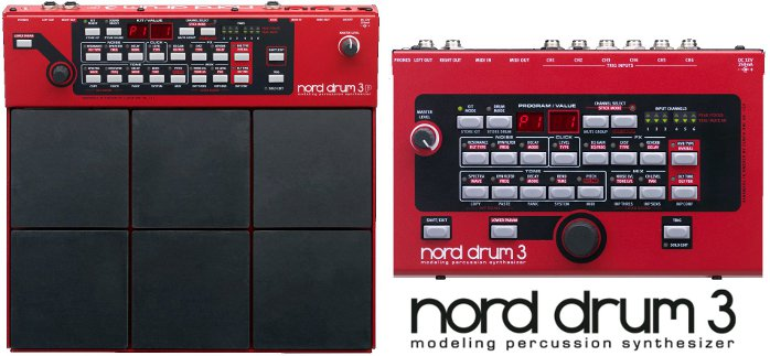 Nord drum 3 3P news