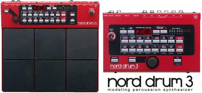 Nord drum 3 3P news