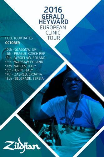 Zildjian-clinic-tour2016-GeraldHeyward