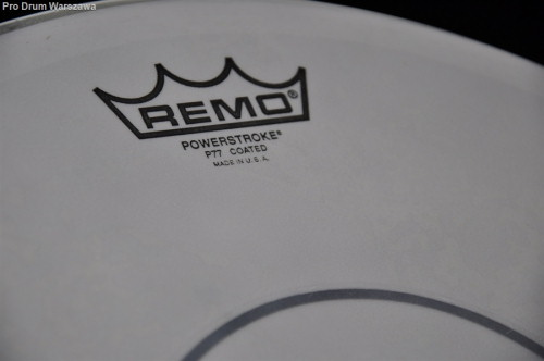REMO-Powerstroke-77-Coated-Top-Clear-Dot