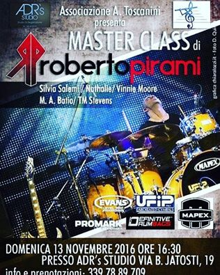 RobertoPirami clinic-nov2016
