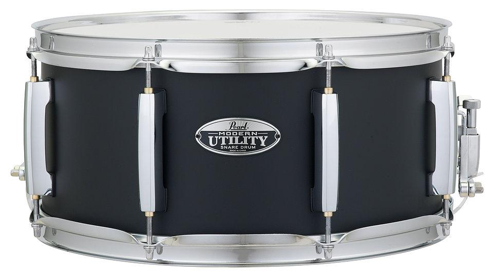 Pearl-UtilitySnareBlack