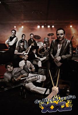 BeckWood-BrassStage-Da Blechhaufn c SteveHaider kl