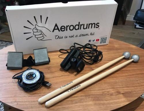 Aerodrums contenuto confezione