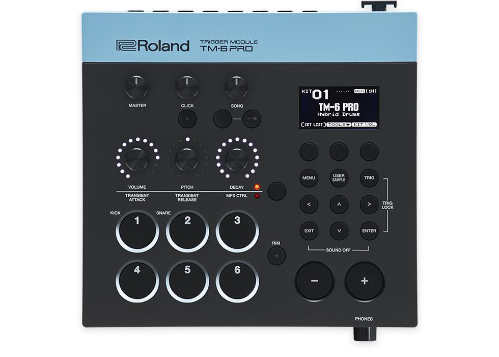 RolandTM-6PROTriggerModule