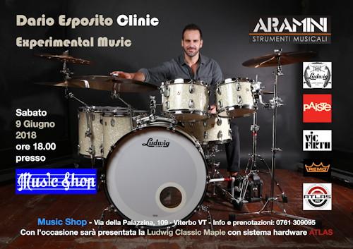 DarioEsposito-MusicShopViterbo