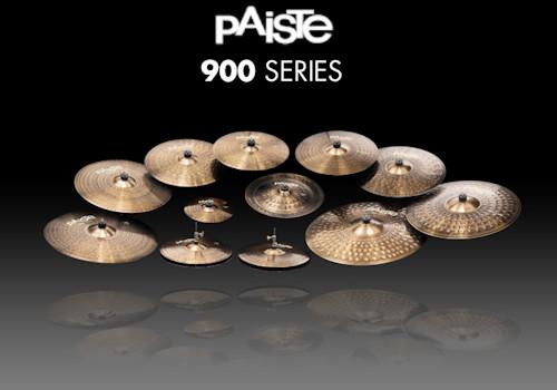 Paiste-Serie900