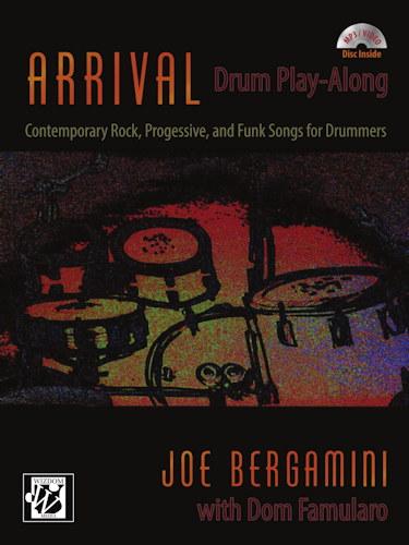 JoeBergamini Arrival-PlayAlong