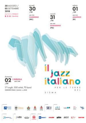 Jazz per l'Aquila