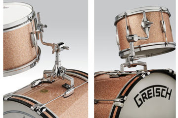 Gretsch Bass Drum Rail Mount