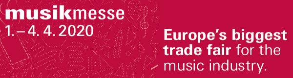 Visit Musikmesse 2020