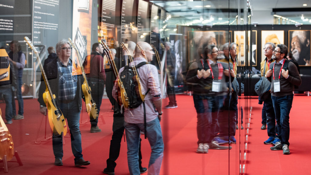MUSIKMESSE 2020 Private visitor tickets