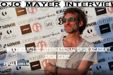 Jojo Mayer interview