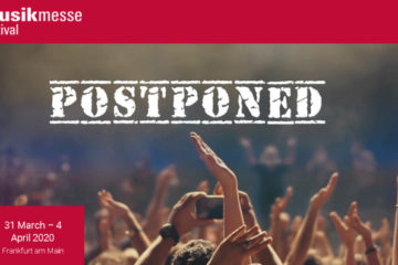 Musikmesse large-scale events cancelled