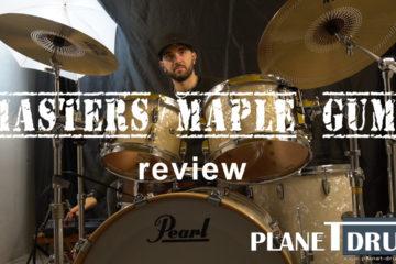 Pearl Masters Maple Gum