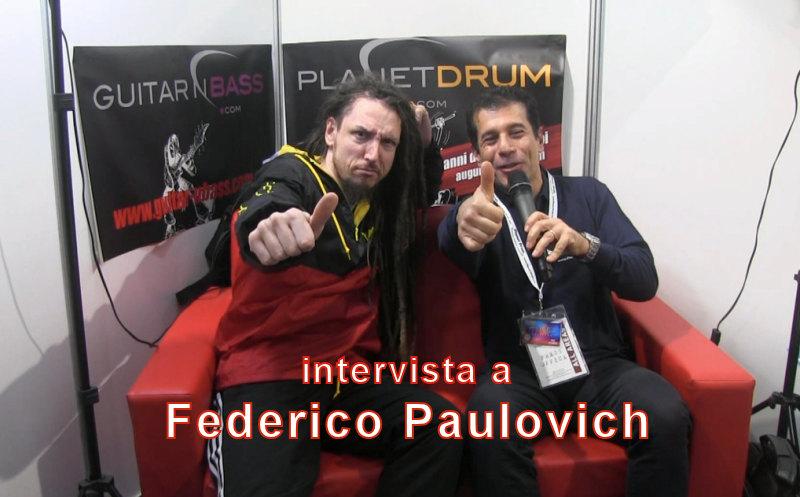 Federico Paulovich - Musica in Fiera
