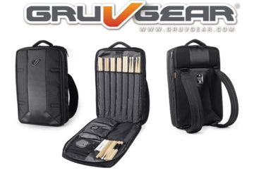 GRUV GEAR QUIVR TOUR CASE.