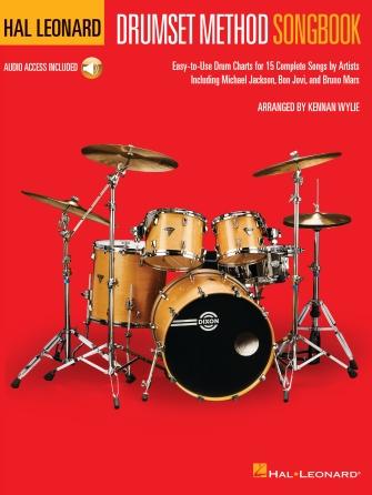 Hal Leonard Drumset Method book