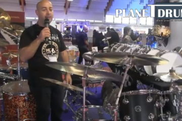 MC Drums a Musica in Fiera