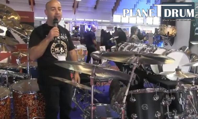 MC Drums a Musica in Fiera