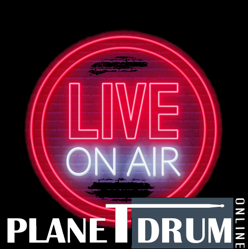 Planet Drum Live On Air Live Show