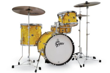 Gretsch Drums Debuts New Full Range Finishes