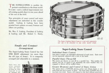 Ludwig Super-Sensitive