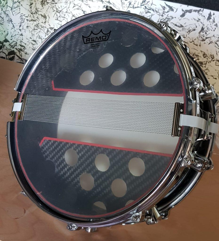 Vitro - tamburi in fibra