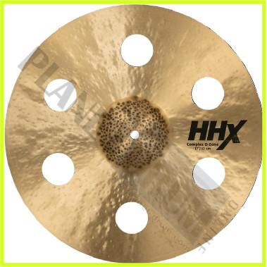 SABIAN introduce HHX Complex