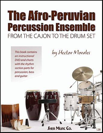 The Afro-Peruvian Percussion Ensemble