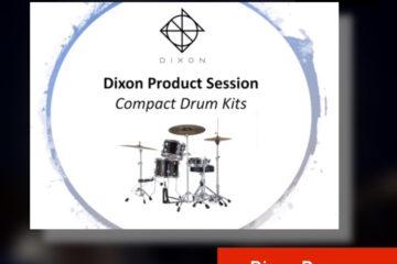 NAMM 2021 - Dixon Drums