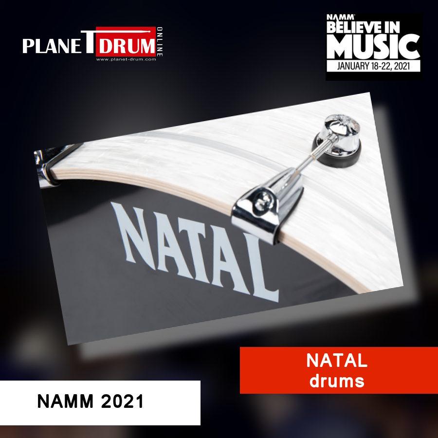 NAMM 2021 - Demonstrating the Natal Cafe Racer