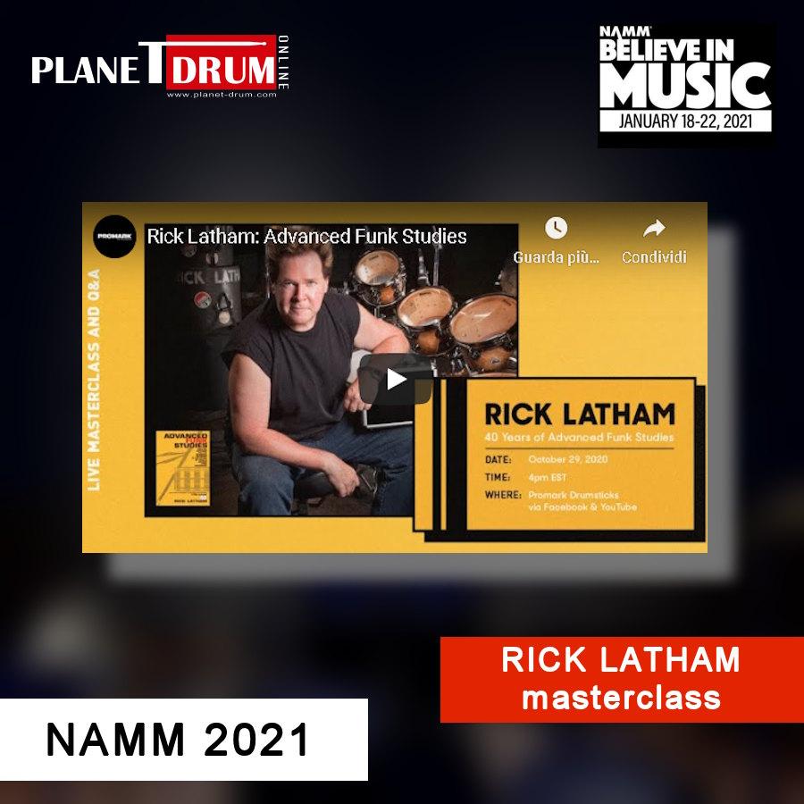 Rick Latham: Advanced Funk Studies