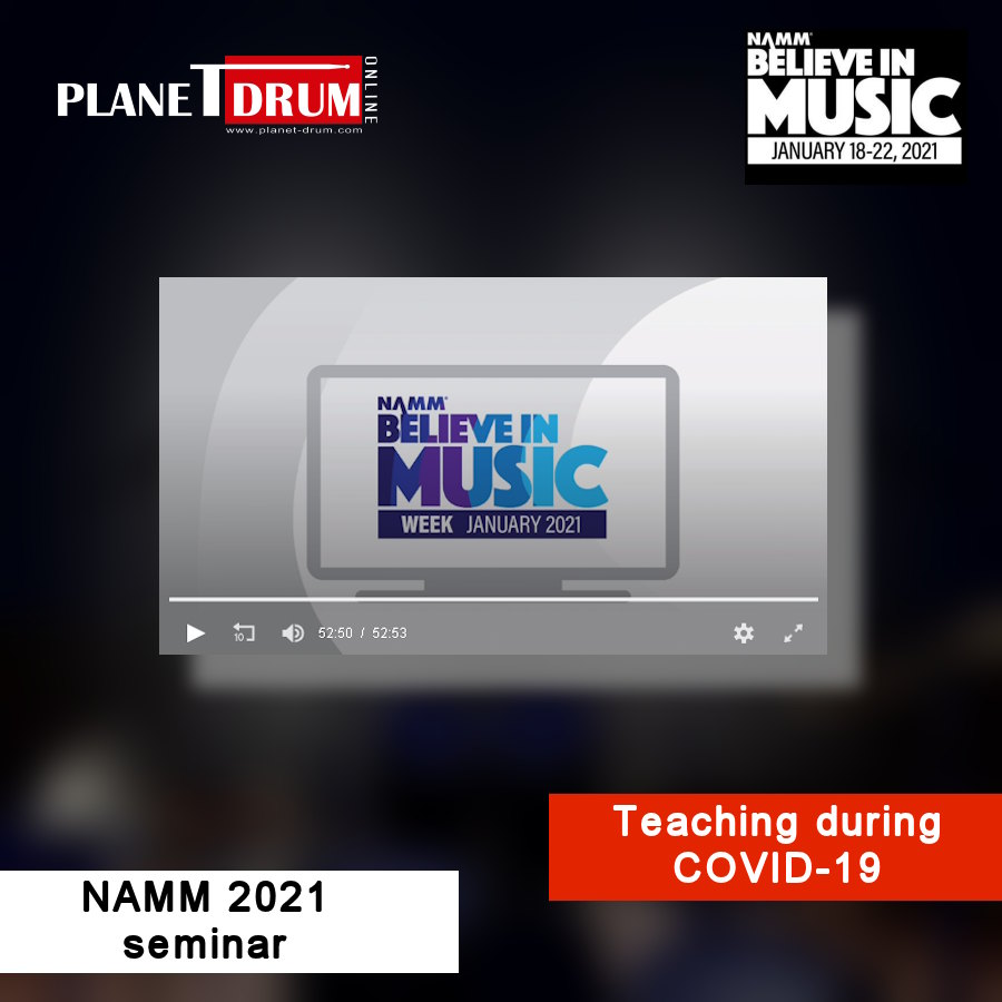 Teaching General Music during COVID-19