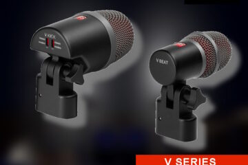 V SERIES Drum Microphones