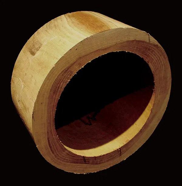 Canopus Zelkova in legno massello
