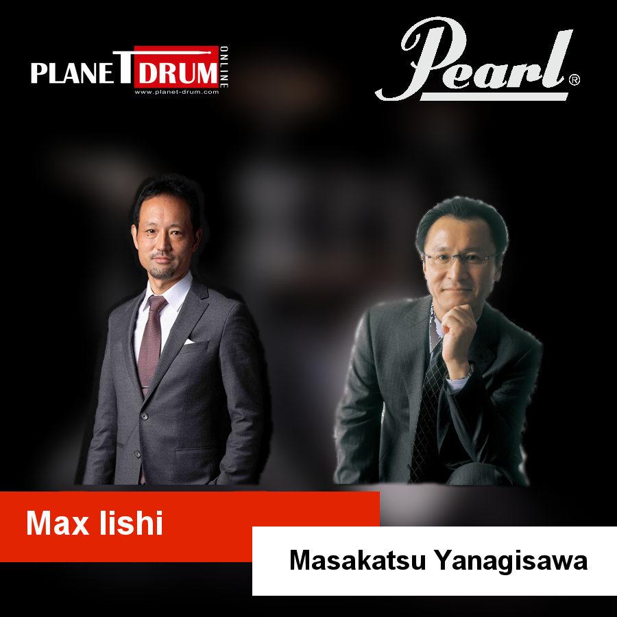 Max Iishi nuovo presidente Pearl