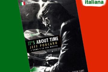 It's About Time: Jeff Porcaro - ritratto di un uomo